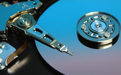 ハードディスクドライブのイメージ画像