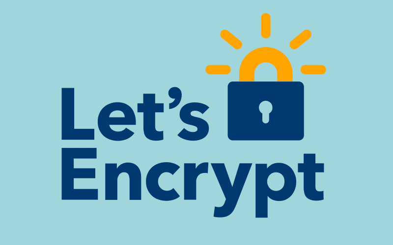 Let's Encryptのロゴ